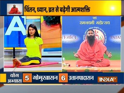 Swami Ramdev took sanyas on Ram Navami, shares his yoga journey