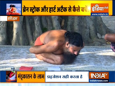 Control high BP without eating medicines, Swami Ramdev shares how