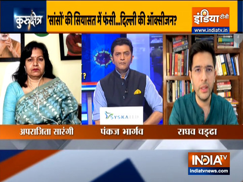 Kurukshetra: Who is responsible for Delhi's medical oxygen crisis? Watch full debate