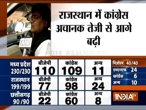 विधानसभा चुनाव परिणाम   कोई तरीके से बुलाए तो महागठबंधन में जायेंगे: रामगोपाल यादव