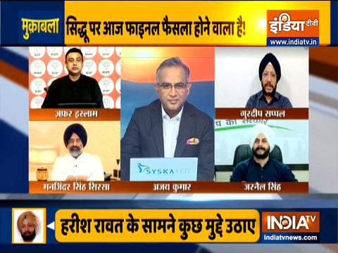 Muqabla | When will Punjab Congress infighting end?