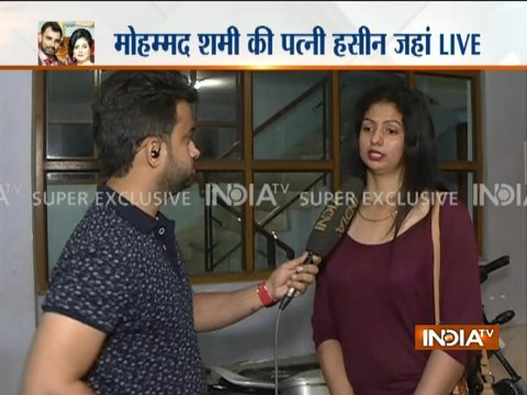 Mohammed Shami threatened to kill me: Hasin Jahan to India TV