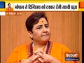 When Sadhvi Pragya was tortured by security agencies during UPA rule, Watch our special show