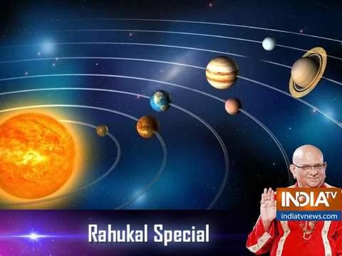 आज अहमदाबाद में राहुकाल दोपहर 12:33 से 02:05 तक रहेगा