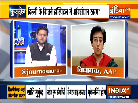 Kurukshetra: Ground report on oxygen crisis across country | Watch