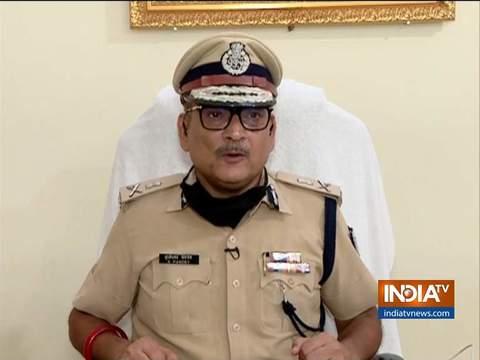 गुप्तेश्वर पांडे ने बिहार DGP पद से लिया VRS