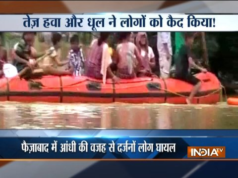 Northeast reels under floods thousands rendered homeless, IMD predicts more showers