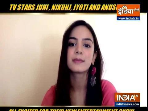 टीवी स्टार्स ज्योति शर्मा, निकुंज मलिक ने अपने शो के बारे में बात की
