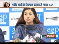 Rajiv Gandhi's Bharat Ratna Issue: AAP to take action against Alka Lamba and Somnath Bharti