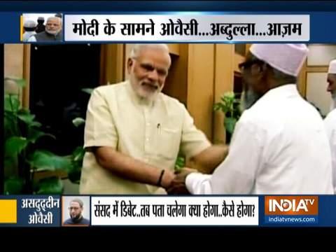 Special Report: PM Modi, ministers take oath as Lok Sabha MPs