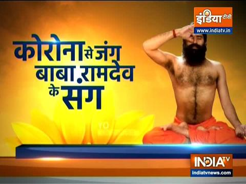 Know how to keep yourself fit in the old age from Swami Ramdev