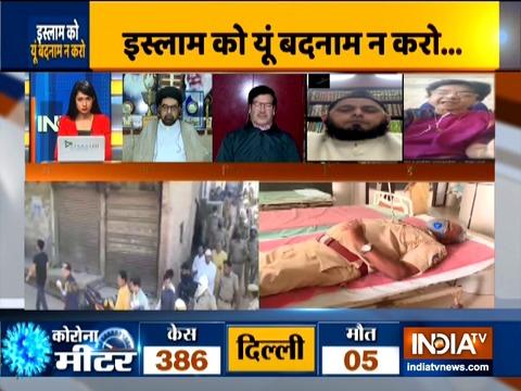'इस्लाम को यूं बदनाम न करो', देखिये  India TV पर क्या बोले फिरंगी महली, कल्बे जवाद और फिरोज बख्त
