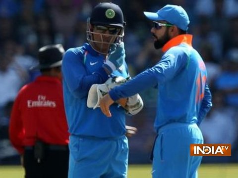 MS Dhoni India's biggest strength in ODIs, says Virender Sehewag