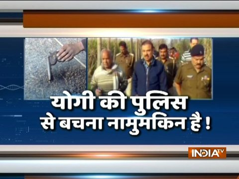 4 encounters in 24 hours: UP police arrest 8 wanted men, 1 killed