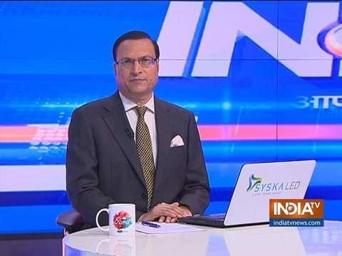 आज की बात रजत शर्मा के साथ | 4 सितम्बर, 2019