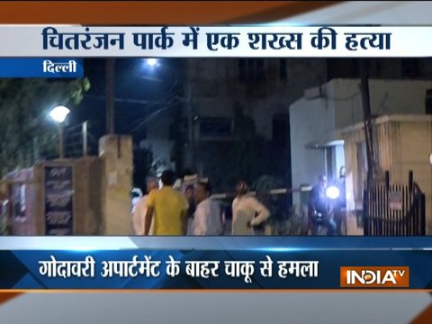 Man stabbed to death in Delhi