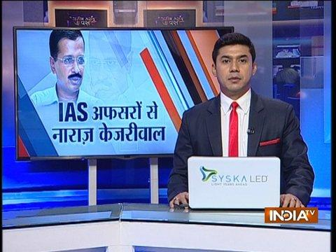 CM Arvind Kejriwal: 90 per cent of IAS officers do not work, hold up files