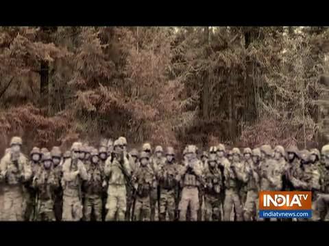 देखें: भारतीय और अमेरिकी सैनिकों ने 'बद्लुराम का बदन' गाया और नृत्य किया