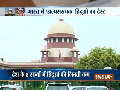 PIL in Supreme Court Seeks Minority Status for Hindus in Eight States
