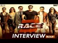 Daisy Shah and Saqib Saleem loved listening to Salman Khan's stories on Race 3 sets