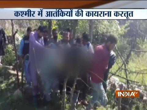 जम्मू-कश्मीर के शॉपियन में आतंकवादियों ने 3 पुलिसकर्मियों को किडनैप करने के बाद हत्या की