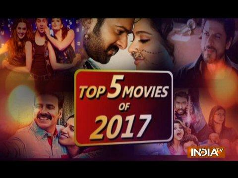 Top 5 highest grosser Bollywood films of 2017