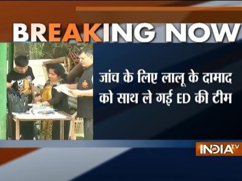 Benami Properties Case: ED raids Misa Bharti premises, Husband Shailesh Kumar grilled by IT