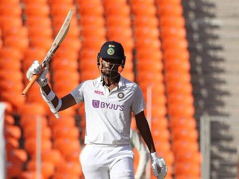 IND vs ENG 4th टेस्ट | अक्षर के साथ अद्वितीय साझेदारी रिकॉर्ड बनाने के बाद सुंदर 96 रन बनाकर नाबाद रहे