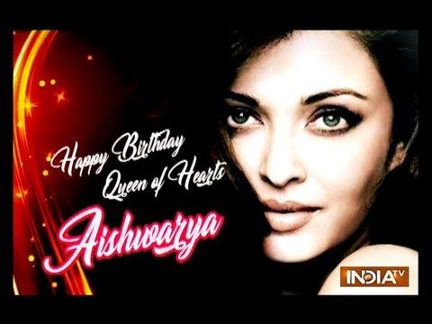 Aishwarya Rai Bachchan Turns 44: Here is the life journey of the beauty queen
