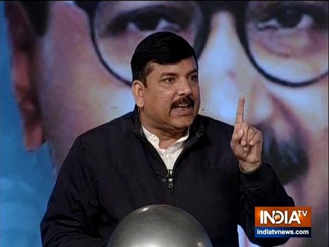 केजरीवाल ने वादे से ज्यादा काम किया:संजय सिंह
