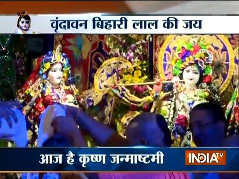 Janmashtami: Know more about Banke Bihari temple in Vrindavan