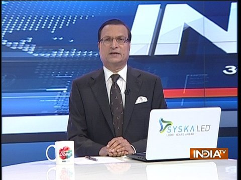 Aaj Ki Baat with Rajat Sharma | August 29, 2018