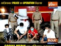 Operation Nihatha: Ghaziabad Police arrests 4 people for brandishing weapons