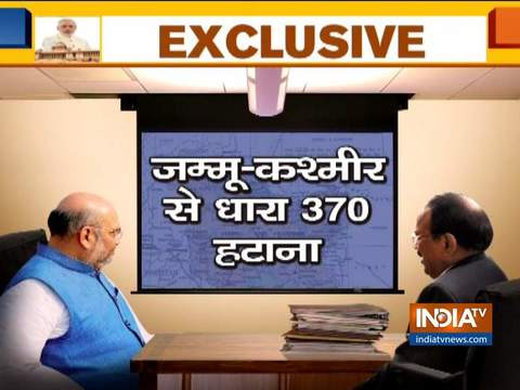 Watch India Tv's Special report on Modi Goverment2.0