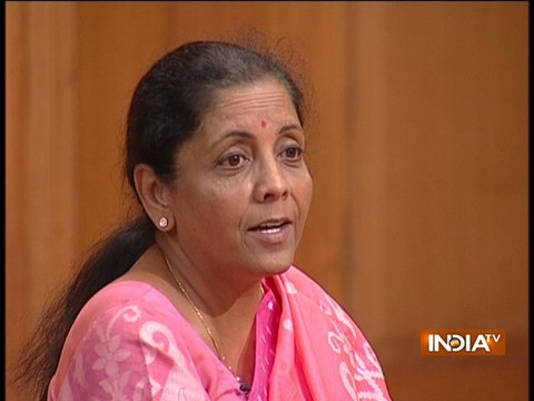 Nirmala Sitharaman in Aap Ki Adalat: 'No change in position at Doklam after 2017 face-off'