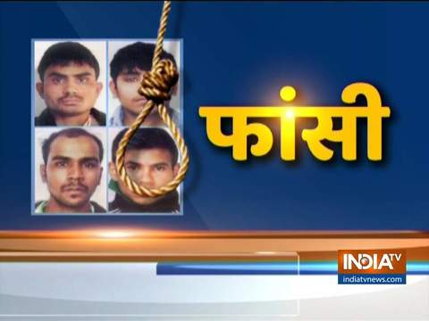 Nirbhaya case: All 4 convicts to be hanged on March 3
