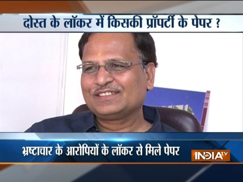 CBI recovers property documents worth crores linked to AAP leader Satyendra Jain