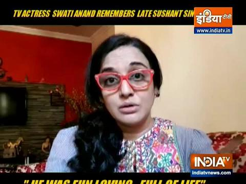 TV actor Swati Anand can't believe Sushant Singh Rajput is no more