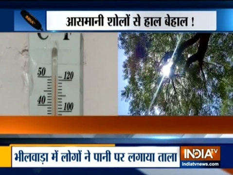 Rajasthan: Mercury on rise in Nagaur and Churu, goes above 50 degree celsius