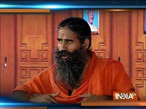 Swami Ramdev clarifies on why his does so many commercials for Patanjali