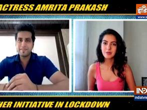 Amrita Prakash on helping people amid COVID19
