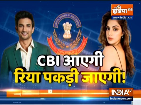 Sushant Singh Rajput's sister Shweta hails CBI probe into late actor's death