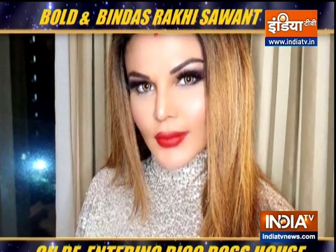 What Rakhi Sawant said about her re-entry in Bigg Boss