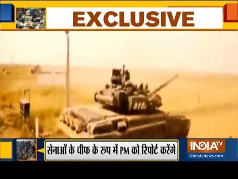 देखें, भारतीय सेना पर इंडिया टीवी का स्पेशल शो