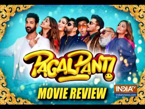 Planning to watch Pagalpanti Watch Review here