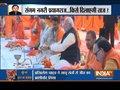 Special show on SP chief Akhilesh Yadav taking a holy dip at Kumbh Mela in Prayagraj, UP