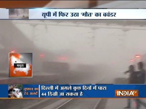 पूर्वोत्तर राज्यों में चक्रवाती हवाओं और दिल्ली सहित उत्तरी राज्यों में कल आंधी की आशंका