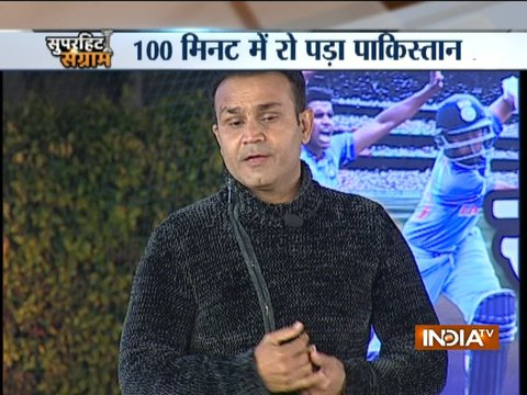 Shubman Gill will play alongside Virat Kohli in future: Virender Sehwag to India TV