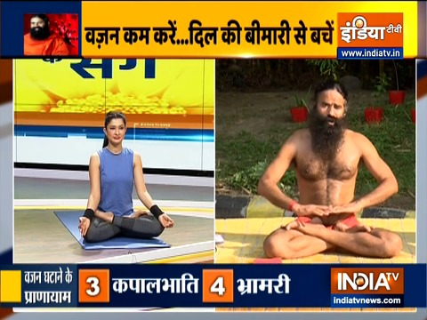 Pranayamas can prove effective in reducing belly fat, know the correct way to do it from Swami Ramdev