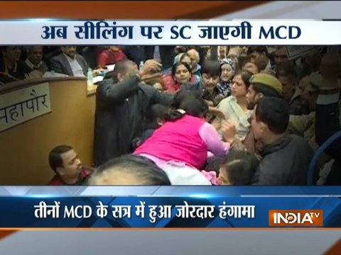 MCDs pass resolution, will approach Supreme Court to stop sealing in Delhi